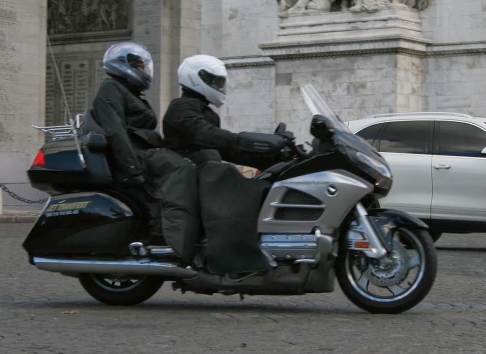 moto taxi Lyon